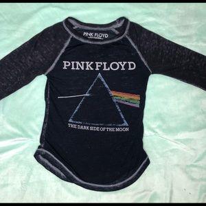 Girls Pink Floyd tee